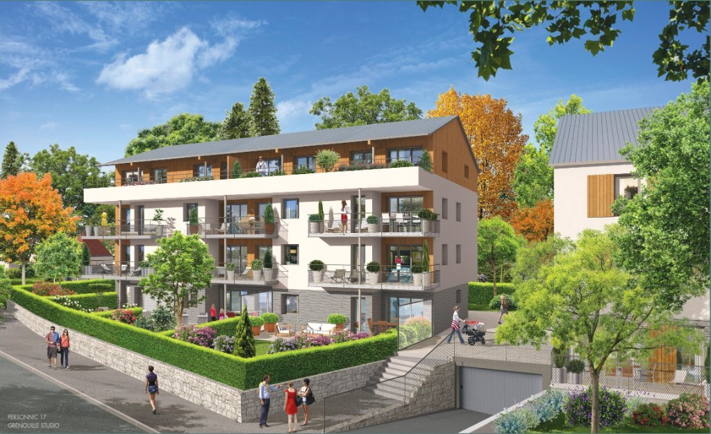 APPARTEMENT T4 NEUF A VENDRE - PROGRAMME NEUF - BARATIER