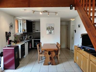 APPARTEMENT T4 A VENDRE - ST CHAFFREY - 67,65 m2 - 210000 €