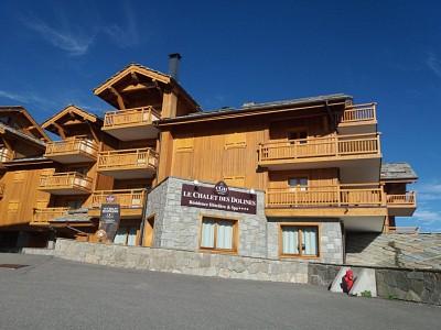 APPARTEMENT T2 A VENDRE - MONTGENEVRE RESIDENCE DE TOURISME - 43,9 m2 - 220000 €
