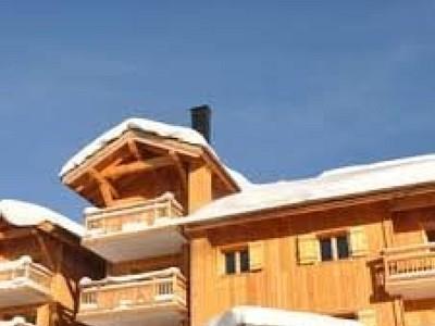 APARTMENT 4 ROOMS FOR SALE - MONTGENEVRE RESIDENCE DE TOURISME - 61,9 m2 - 323000 €