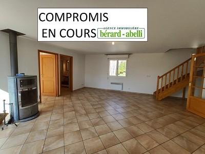 APARTMENT 4 ROOMS FOR SALE - BRIANCON - 121,54 m2 - 367000 €