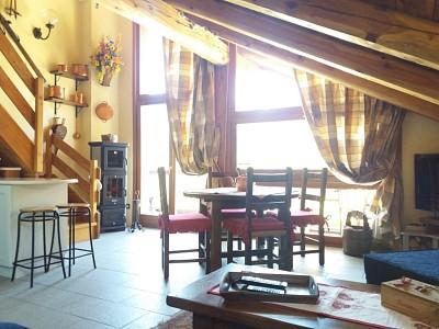 APPARTEMENT T3 A VENDRE - MONTGENEVRE VILLAGE - 72 m2 - 368000 €