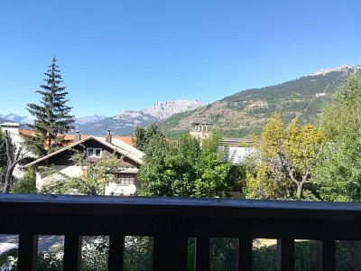 APARTMENT 3 ROOMS TO RENT - BRIANCON - 40 m2 - 620 € including tenant fees