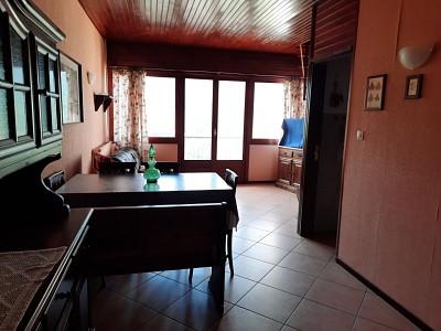 APARTMENT 2 ROOMS FOR SALE - MONTGENEVRE VILLAGE - 45 m2 - 189000 €
