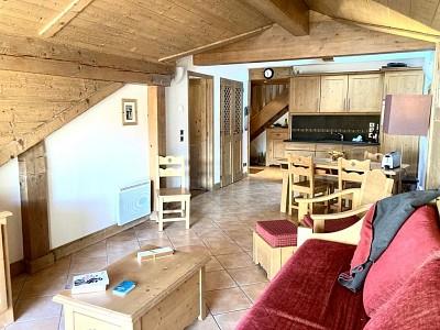 TIPO 3 IN VENDITA - MONTGENEVRE RESIDENCE DE TOURISME - 66,5 m2 - 315000 €