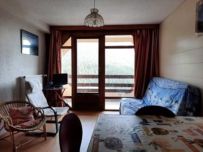 STUDIO A VENDRE - MONTGENEVRE VILLAGE - 28,05 m2 - 105000 €