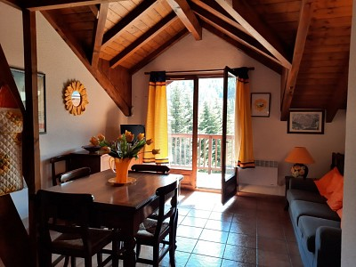 TIPO 4 IN VENDITA - MONTGENEVRE VILLAGE - 50,91 m2 - 370000 €