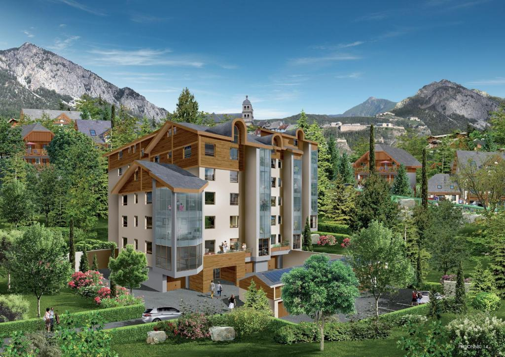APPARTEMENT T2 NEUF A VENDRE - PROGRAMME NEUF - BRIANCON