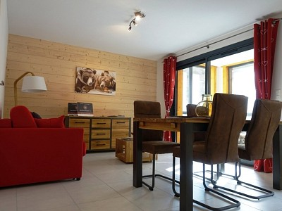 APARTMENT 2 ROOMS NEW FOR SALE - BRIANCON - 57,46 m2 - 148000 €