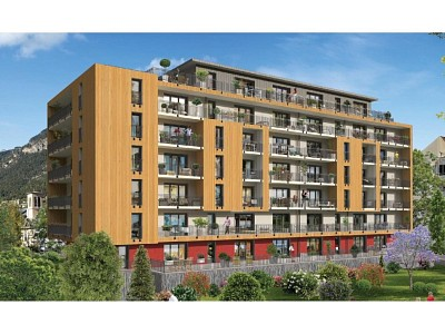 APPARTEMENT T2 NEUF A VENDRE - BRIANCON - 40 m2 - 145000 €