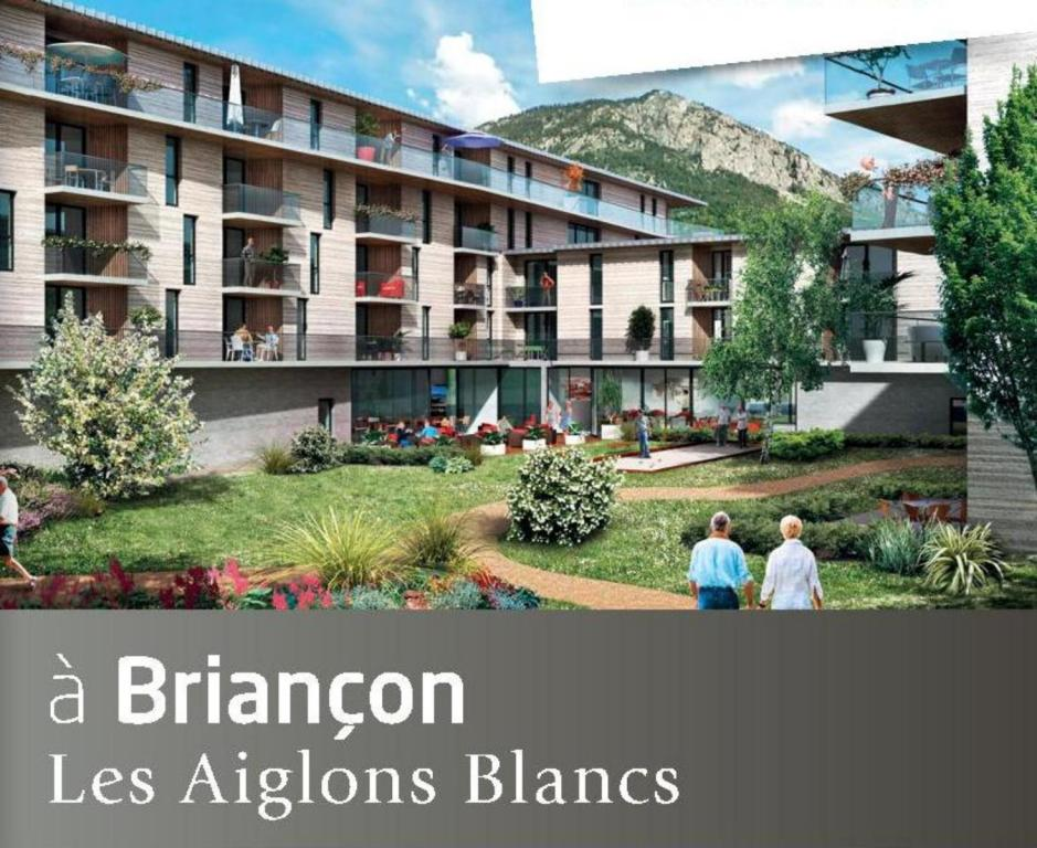 APPARTEMENT T3 NEUF A VENDRE - PROGRAMME NEUF - BRIANCON