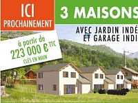 HOUSE FOR SALE - BRIANCON - 69,95 m2 - 223 000 €