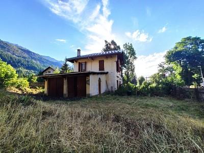 HOUSE FOR SALE - LE MONETIER LES BAINS - 208 m2 - 504000 €