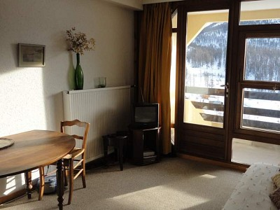 STUDIO FOR SALE - MONTGENEVRE VILLAGE - 27,88 m2 - 85 000 €