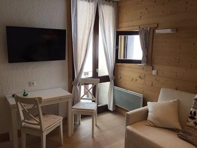 STUDIO FOR SALE - MONTGENEVRE VILLAGE - 17,63 m2 - 87000 €