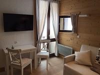 STUDIO A VENDRE - MONTGENEVRE VILLAGE - 17,63 m2 - 87000 €