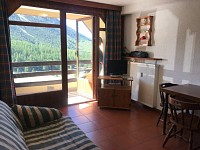 STUDIO FOR SALE - MONTGENEVRE VILLAGE - 28,05 m2 - 85 000 €