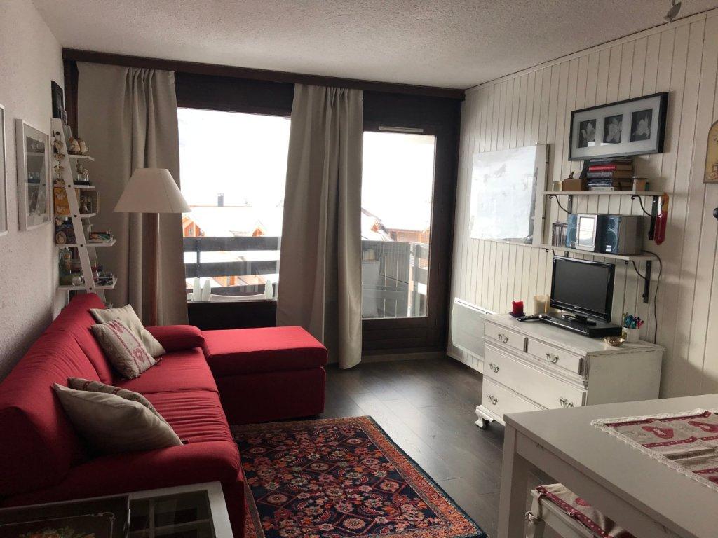STUDIO - MONTGENEVRE VILLAGE - 31,51 m2 - SOLD