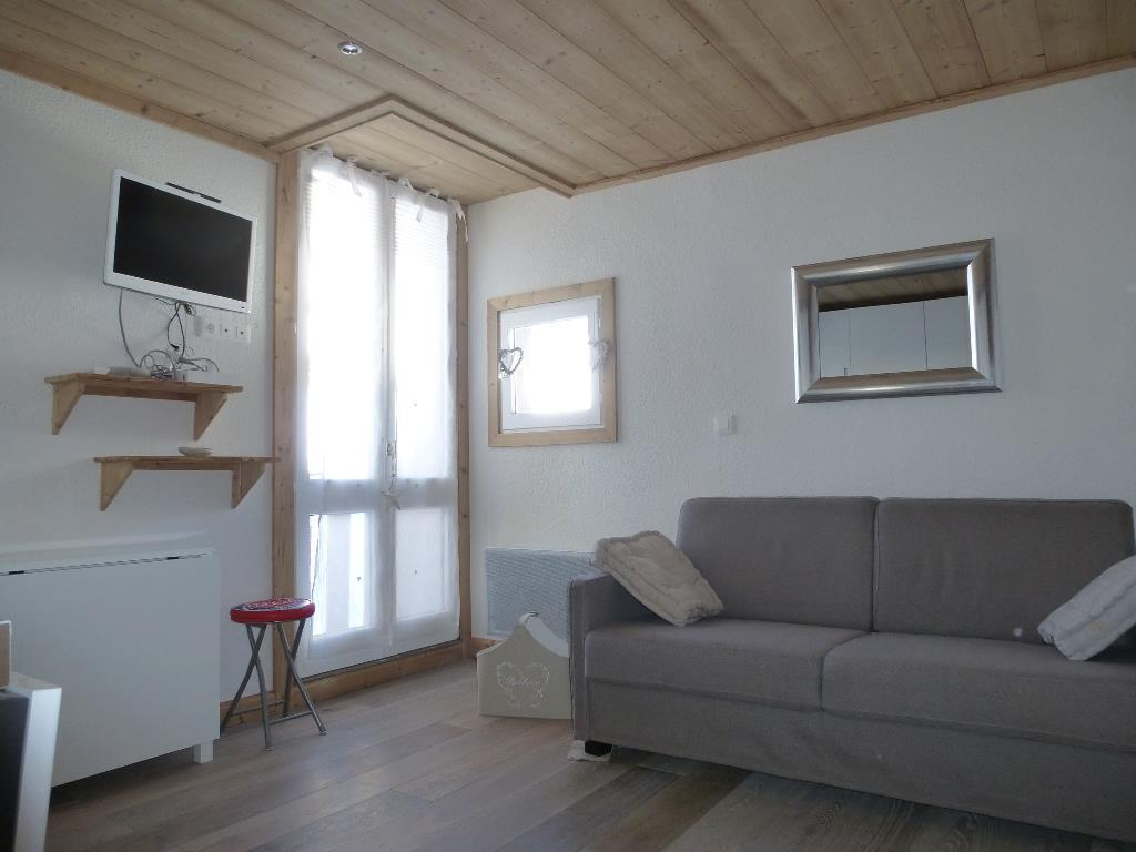 STUDIO IN VENDITA - MONTGENEVRE VILLAGE - 17,63 m2 - 78 000 €