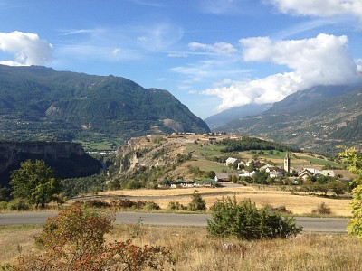 LAND FOR SALE - EYGLIERS - 405 m2 - 70875 €