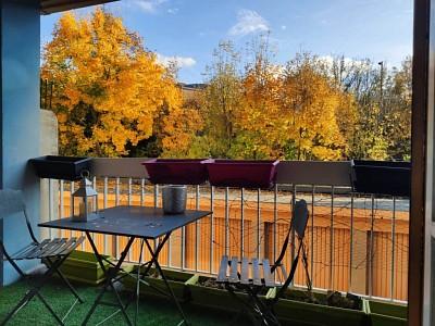 APARTMENT 1 ROOM FOR SALE - BRIANCON - 37,92 m2 - 72000 €