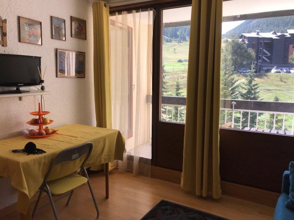 APARTMENT 1 ROOM FOR SALE - MONTGENEVRE VILLAGE - 22 m2 - 108000 €