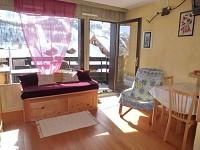 APARTMENT 1 ROOM FOR SALE - MONTGENEVRE VILLAGE - 25,84 m2 - 115000 €
