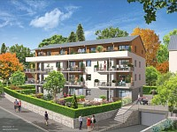 APARTMENT 2 ROOMS NEW FOR SALE - BARATIER - 46,6 m2 - 155000 €