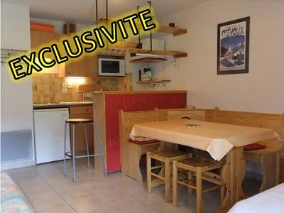 APPARTEMENT T2 A VENDRE - CREVOUX - 38,51 m2 - 99000 €