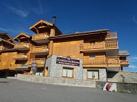 APARTMENT 2 ROOMS FOR SALE - MONTGENEVRE RESIDENCE DE TOURISME - 43,9 m2 - 220 000 €