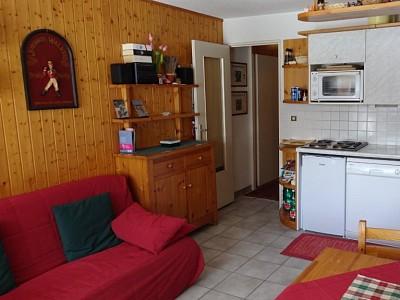 APPARTEMENT T3 A VENDRE - MONTGENEVRE VILLAGE - 33,34 m2 - 203000 €