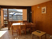 APARTMENT 2 ROOMS FOR SALE - MONTGENEVRE VILLAGE - 37,58 m2 - 178 000 €