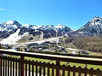 APARTMENT 2 ROOMS FOR SALE - MONTGENEVRE VILLAGE - 26,5 m2 - 86 000 €