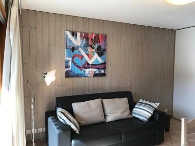 APPARTEMENT T2 A VENDRE - MONTGENEVRE VILLAGE - 35,62 m2 - 232000 €
