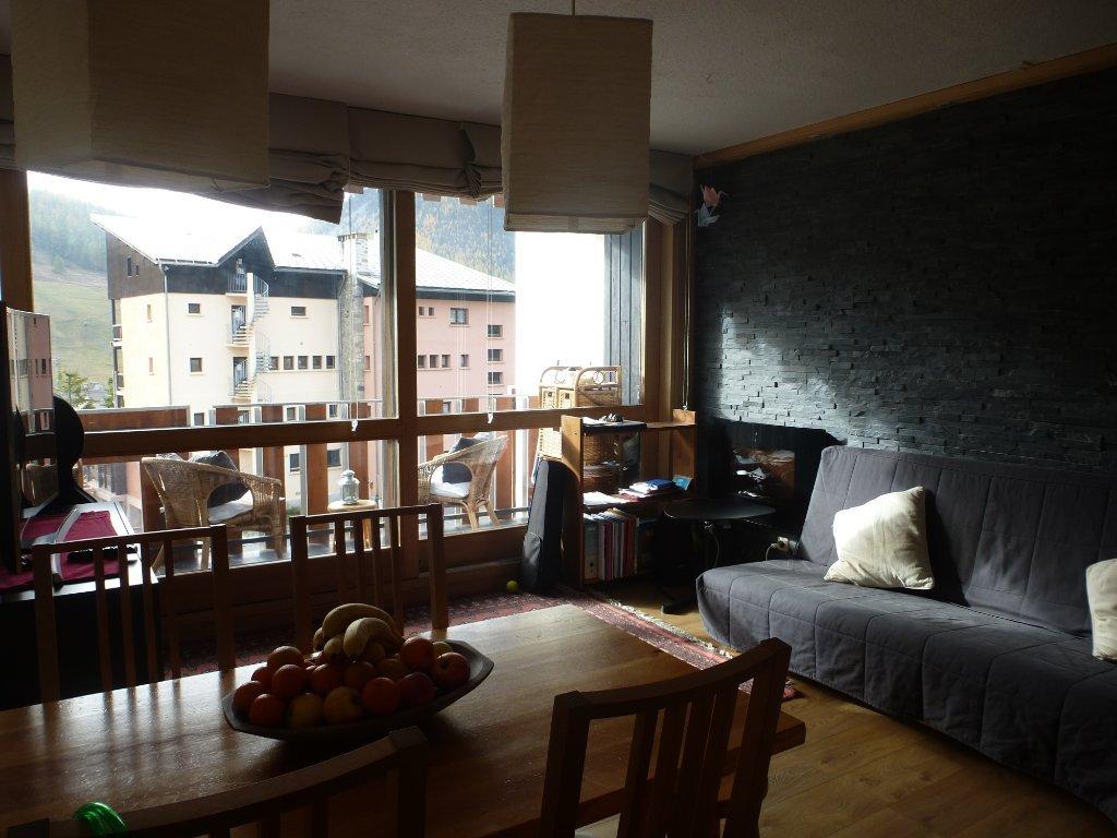 APARTMENT 2 ROOMS FOR SALE - MONTGENEVRE VILLAGE - 30,65 m2 - 148400 €
