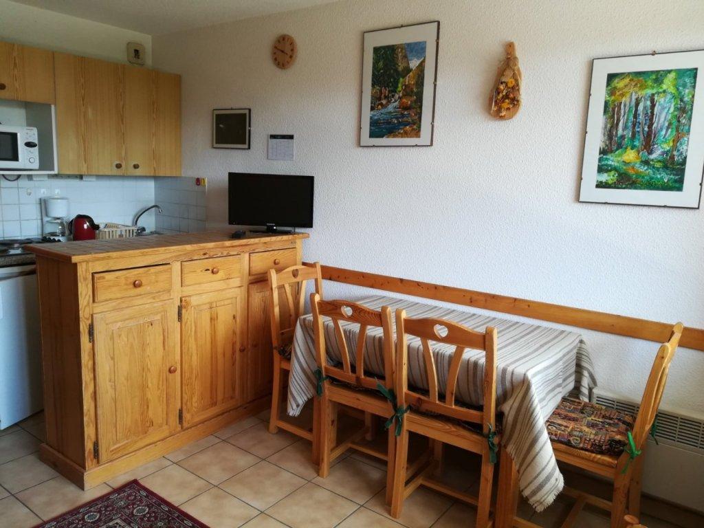 APARTMENT 2 ROOMS FOR SALE - MONTGENEVRE VILLAGE - 29,11 m2 - 142000 €