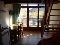 APARTMENT 2 ROOMS FOR SALE - MONTGENEVRE VILLAGE - 22,55 m2 - 110000 €