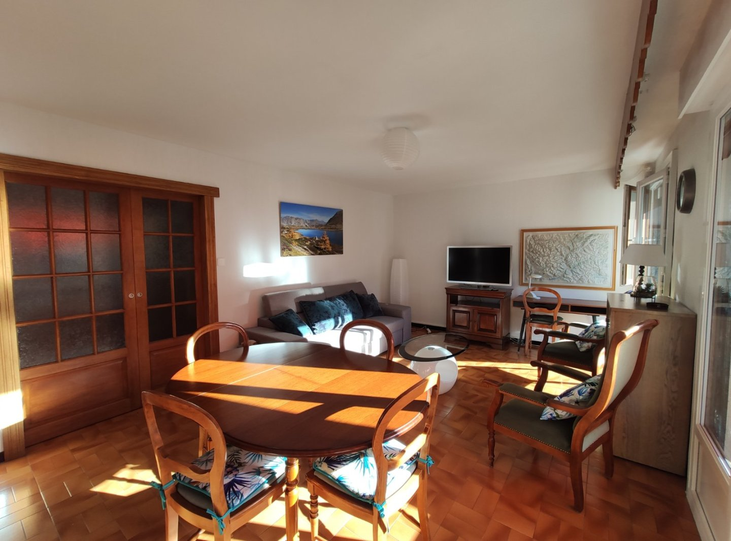 APARTMENT 3 ROOMS FOR SALE - BRIANCON - 71 m2 - 195 000 €