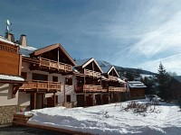 APARTMENT 3 ROOMS NEW FOR SALE - ST CHAFFREY - 45,2 m2 - 270 000 €