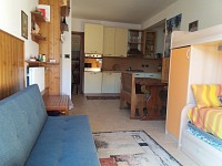 APARTMENT 2 ROOMS FOR SALE - MONTGENEVRE VILLAGE - 37 m2 - 184000 €