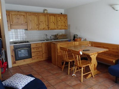 APARTMENT 3 ROOMS FOR SALE - MONTGENEVRE VILLAGE - 45,58 m2 - 315 000 €