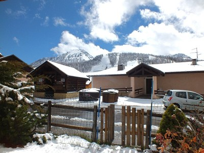 APARTMENT 3 ROOMS FOR SALE - MONTGENEVRE VILLAGE - 37,62 m2 - 252 000 €