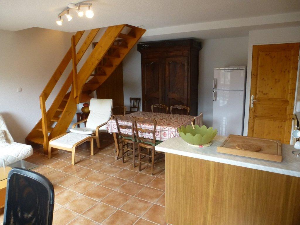 APPARTEMENT T3 - MONTGENEVRE VILLAGE - 48,86 m2 - VENDU