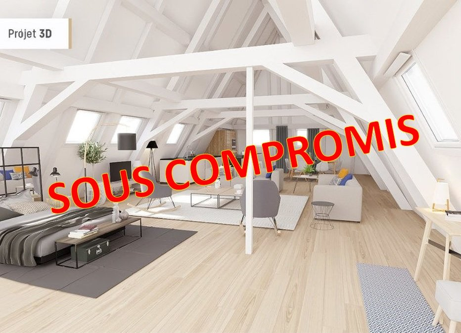APARTMENT 4 ROOMS - EMBRUN - 130 m2 - SOLD