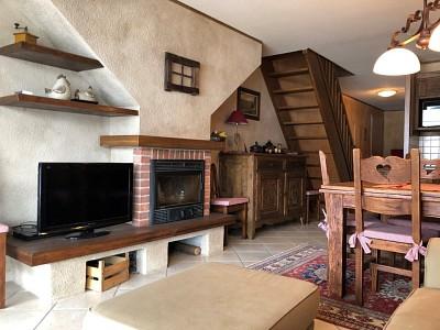 APPARTEMENT T4 A VENDRE - MONTGENEVRE VILLAGE - 65 m2 - 368000 €