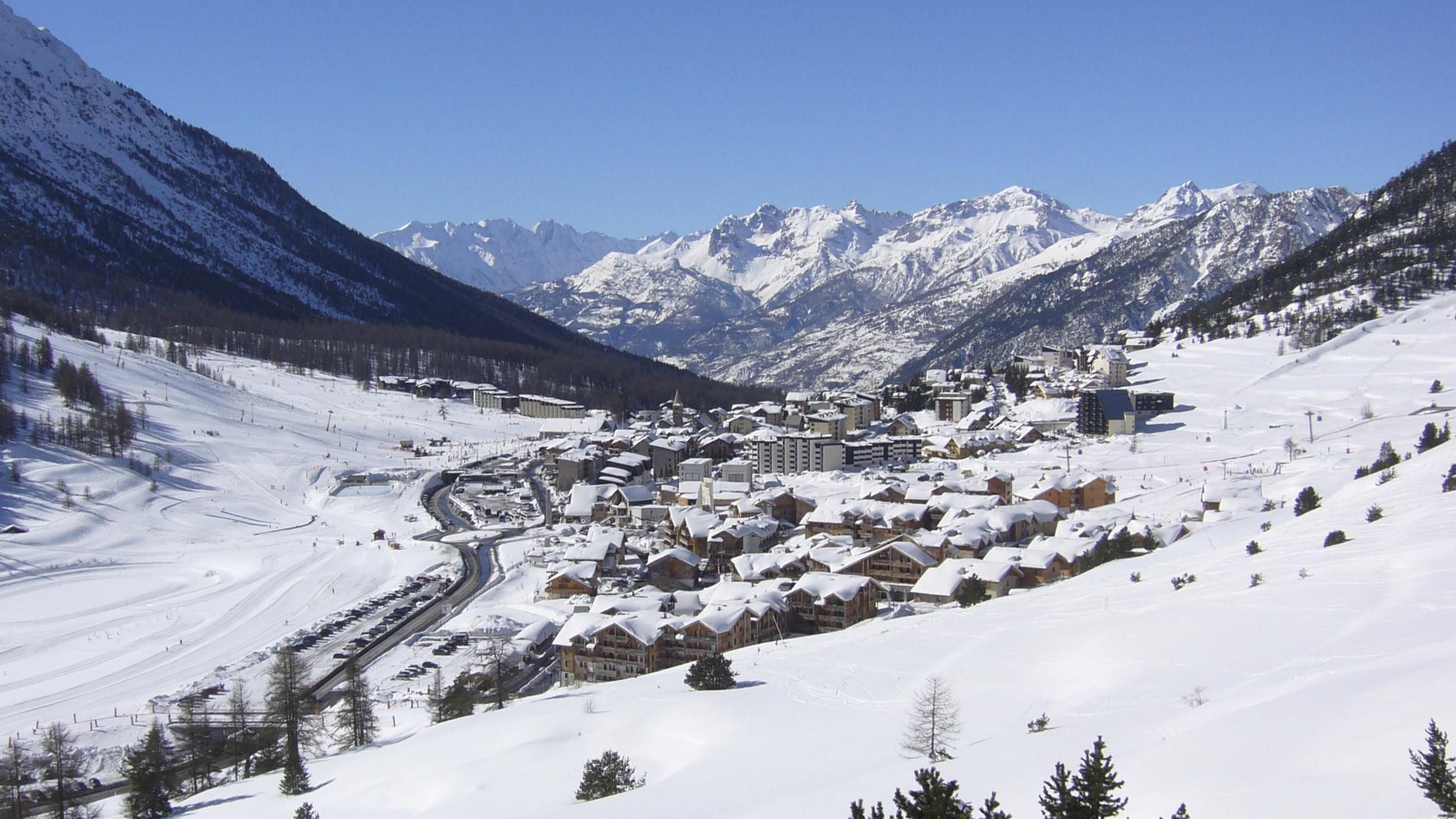 La station de ski est ouverte
