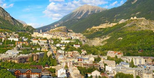 Briançon - La ville la plus haute d Europe